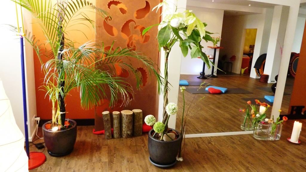 fit.ch Studio St.Gallen Trampolin Pilates Yoga Personaltraining