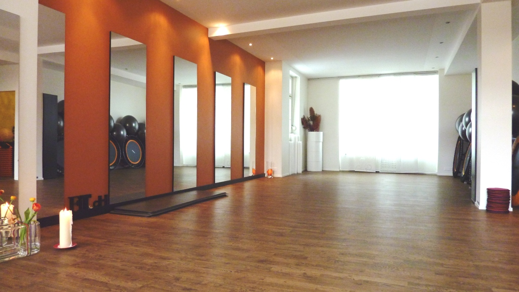 fit.ch Studio St.Gallen Trampolin Pilates Yoga Personaltraining